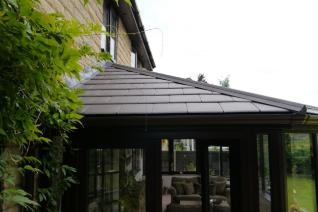 WARMRoof – Roof Detail