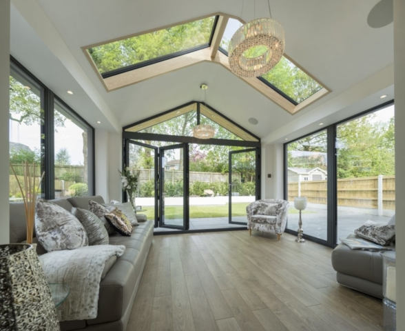 WARMRoof – Rooms Flooded in Brilliant Light