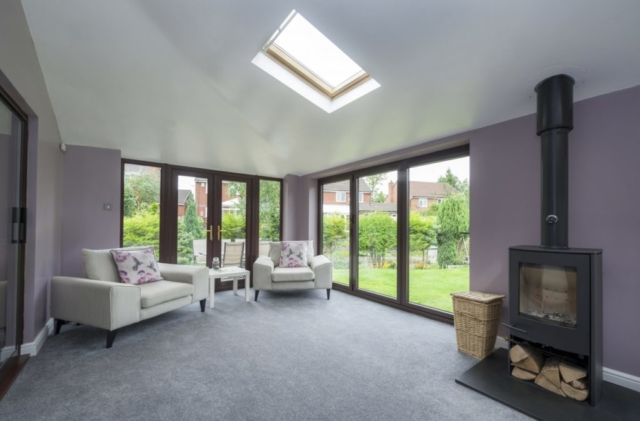 WARMRoof – Spaces to be Enjoyed All Year Round