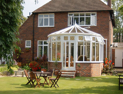 Conservatories – A Tradtional Style Victorian Conservatory