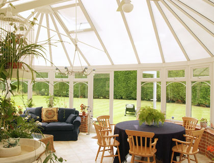 Conservatories – Let the Sunshine in!