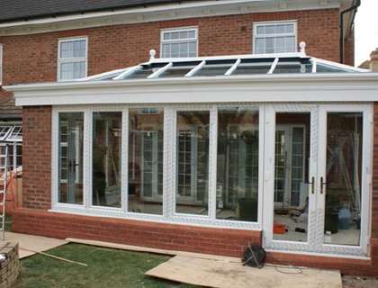 Orangeries – Stunning White Design