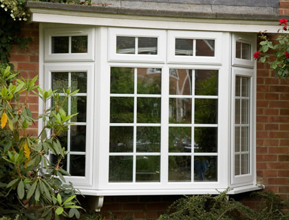 Windows – A Beautiful PVC-U Bay Window